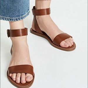 Madewell Boardwalk Sandal